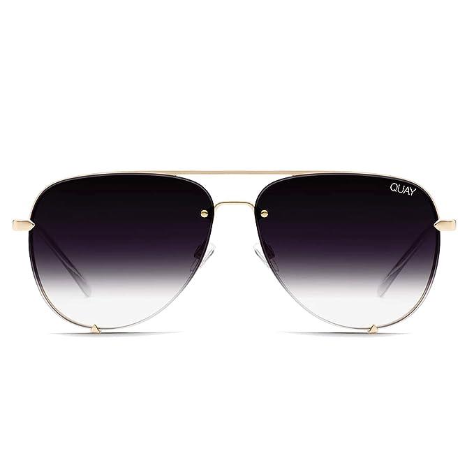 Amazon.com: Quay Australia x Desi Perkins - Gafas de sol de ...