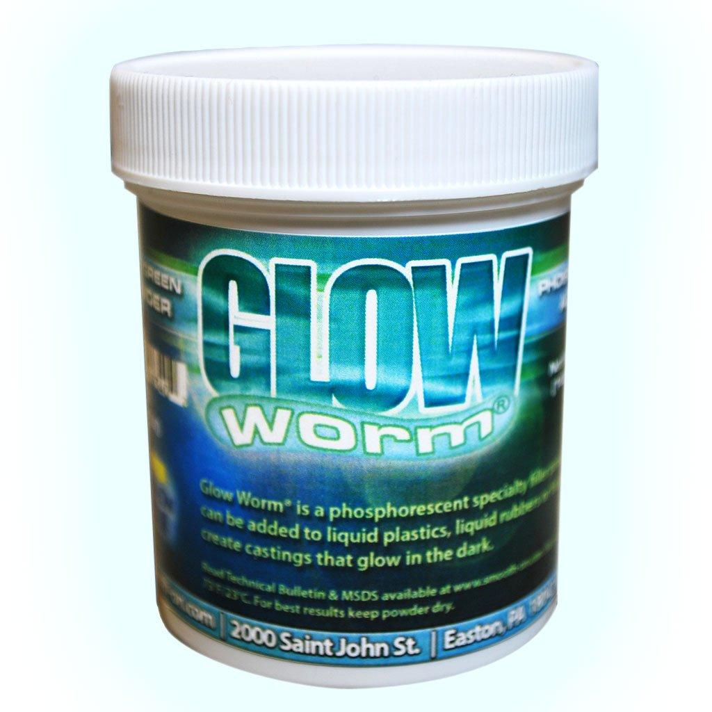 Amazon.com: Glow Worm Blue/Green Glow-In-The-Dark Powder - 6 oz.