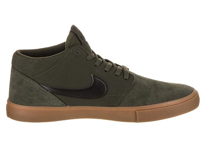 c7f09016df Nike SB Portmore II Solar Mid: Shoes nike sb portmore ii solarsoft mid bota