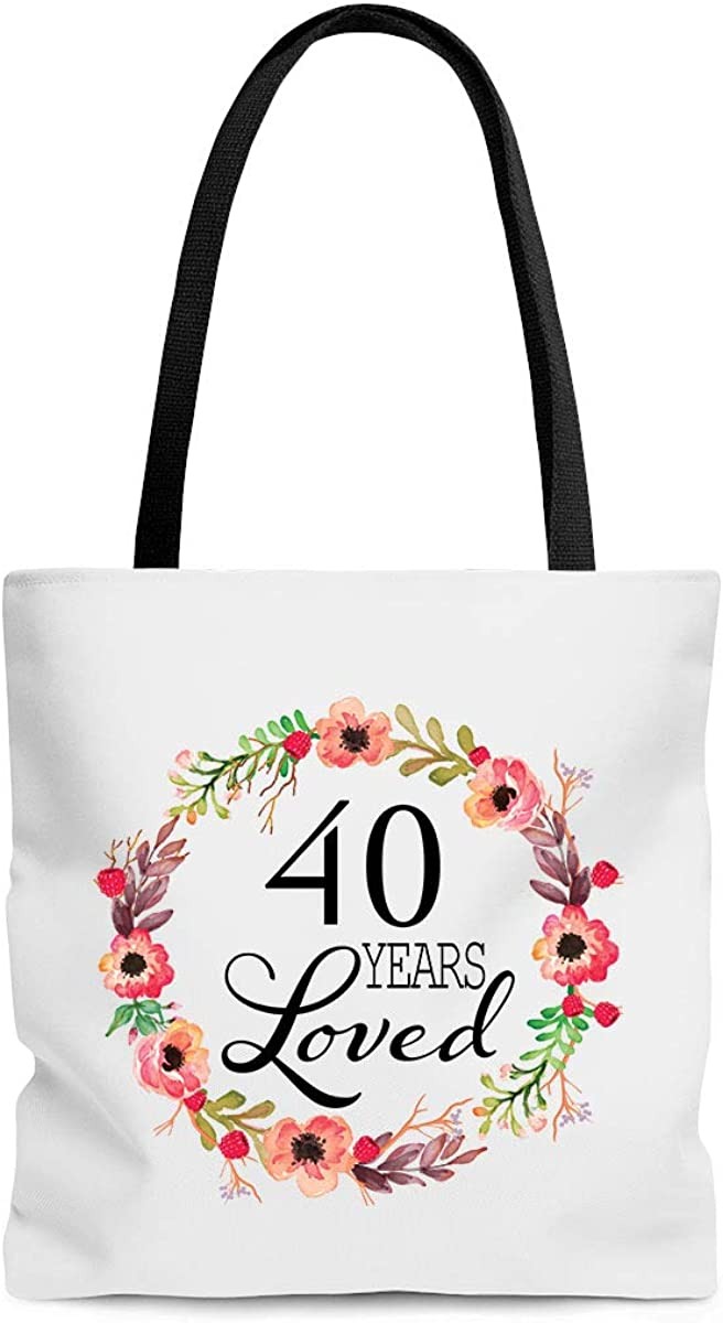 big savings 18th Birthday Gifts for Women   18 Years Loved Tote ...