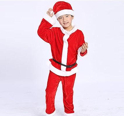 905beb3fe Disfraces de Navidad para niños Disfraces de Navidad para niños y niñas  Disfraz de Navidad Rojo