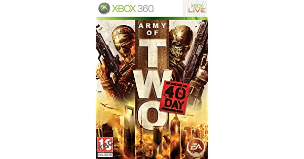 Import Anglais]Army of Two The 40th Day Game XBOX 360 ...