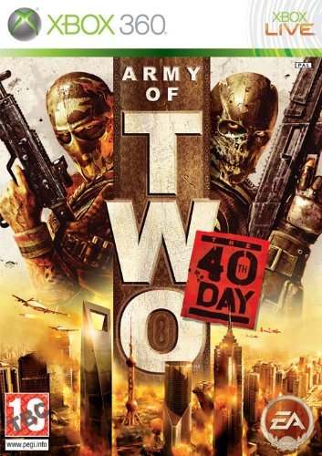 (Army of Two: the 40th Day - Xbox 360)