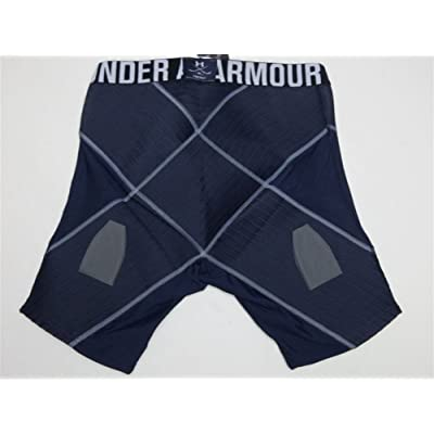 2fab92f76 Under Armour Heatgear Pro Core Sr. Compression Short W/velcro Tabs ...