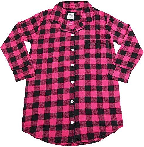 Pink Flannel - 4