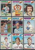 1977 Topps Baseball Autograph Auto lot 48 different players listed/picture 25858