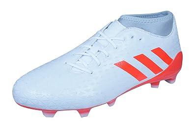 the best attitude 94dbe c8567 adidas Adizero Malice FG Mens Rugby Boots-White-6.5