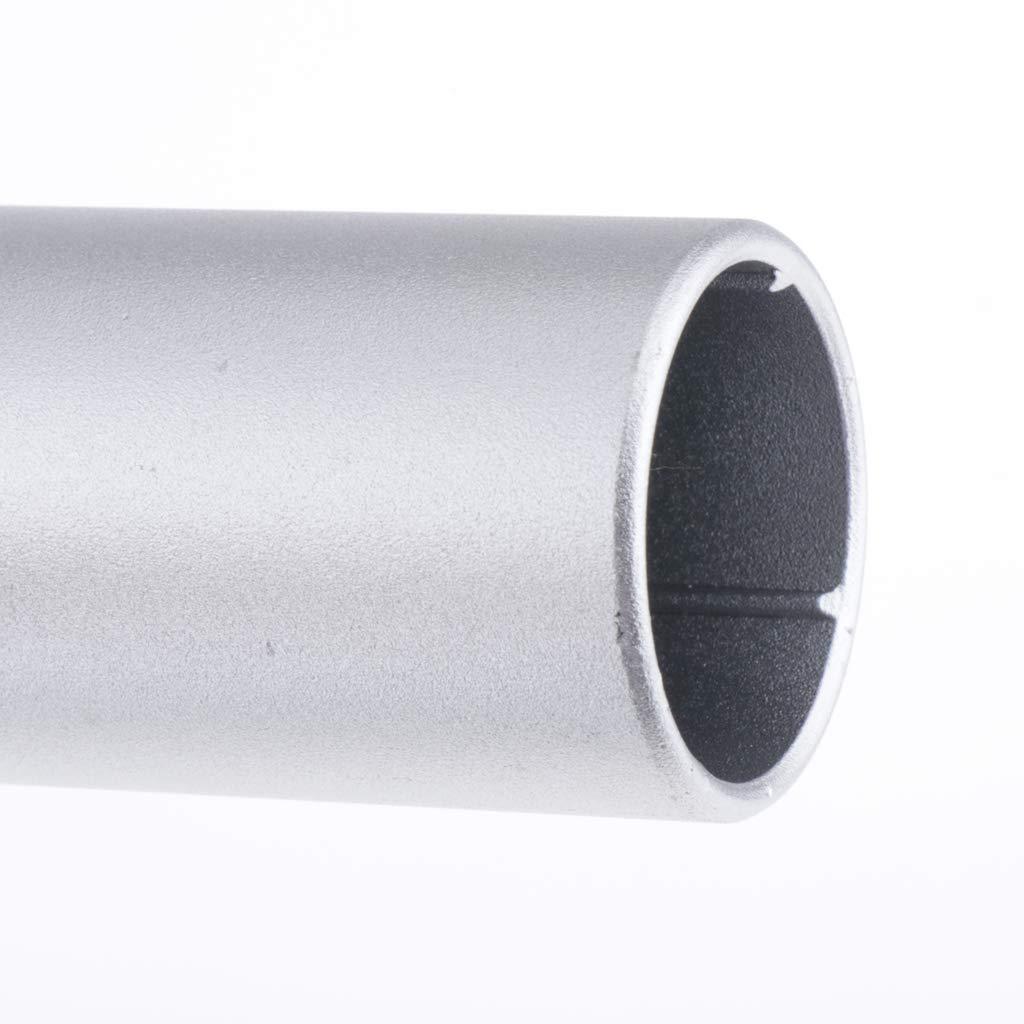 MagiDeal Fahrrad Sattelst/ütze 34.9mm 30.9mm Sattelstange Kerzensattelst/ütze