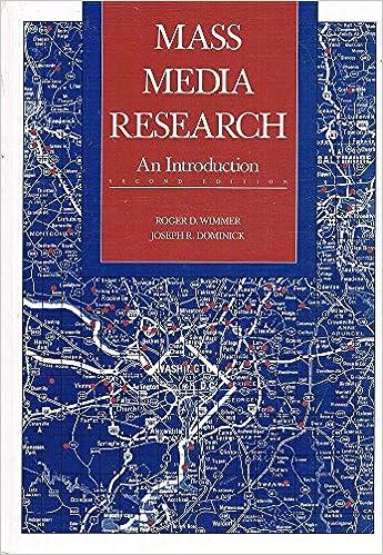 Research media book mass