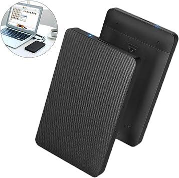 2,5 Pulgadas SATA HDD Case A USB 3.0 Adaptador Externo Caja para ...