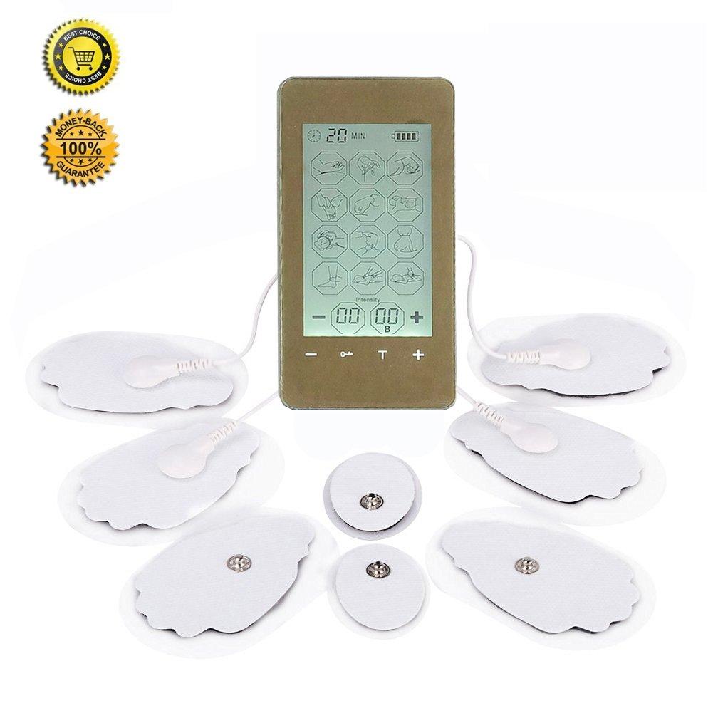Nueva versión XuehaohealthEl mejoraparato electromagnético de masaje mini portátilcon modos y pantallatáctil