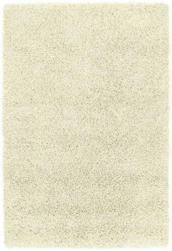 Desert Song Shag Cream Rug Rug Size: 3'6