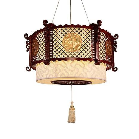 Xiao Mi Guo Ji Luz de techo - - Lámpara china antigua ...