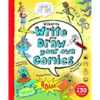 Write and Draw Your Own Comics: 1