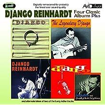 Django Reinhardt: Four Classic Albums