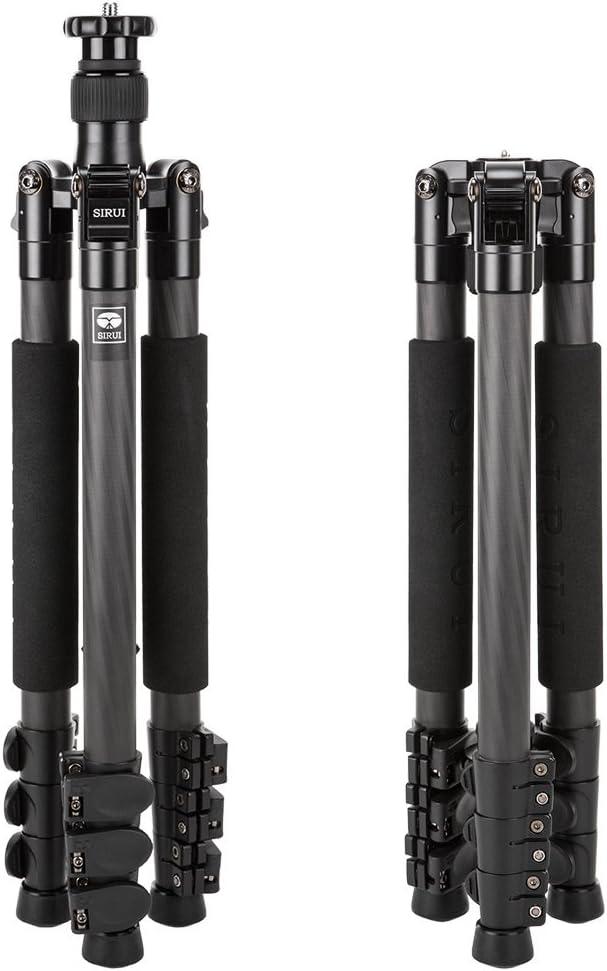 17.6 lb Capacity Sirui ET-1204L ET Series Carbon Fiber Tripod Legs