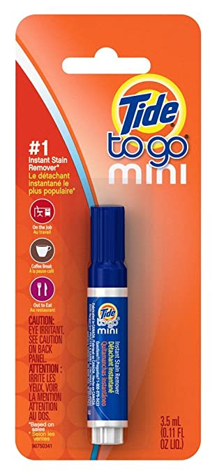 Tide To Go Stain Pen Mini (2 Pack)