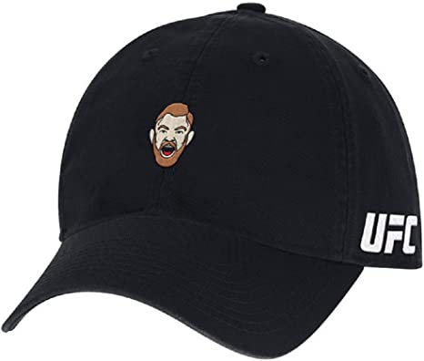 Reebok UFC Conor Mcgregor-Mini Geek hasta Head-Adjustable Slouch ...