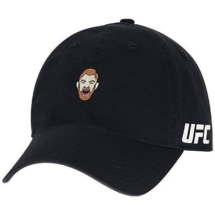 Reebok UFC Conor mcgregor-mini Geek hasta head-adjustable Slouch gorra/Cap,