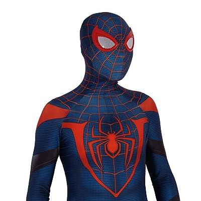 1 Licensed Morphsuits Spider-Man adult costume robe fantaisie XL 59-6174 cm