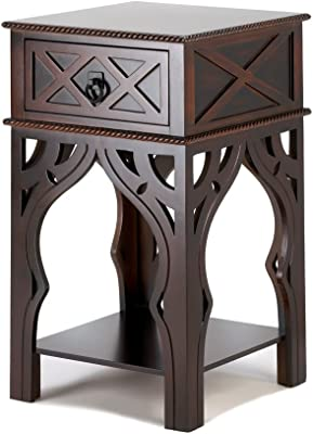 Exceptional Moroccan Style Side Table