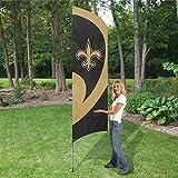 Party Animal New Orleans Saints NFL Flag Tailgating Kit