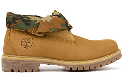 timberland roll top