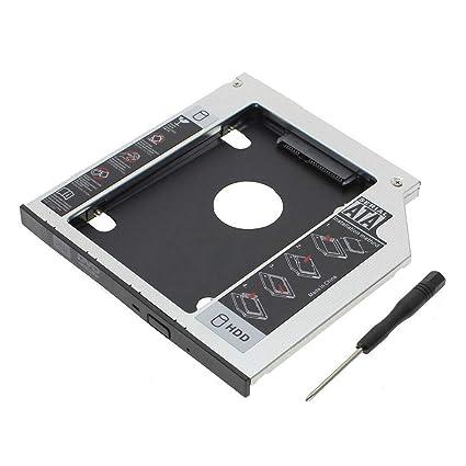 Velidy - Adaptador Universal para Disco Duro SATA de 9,5 mm a SATA ...
