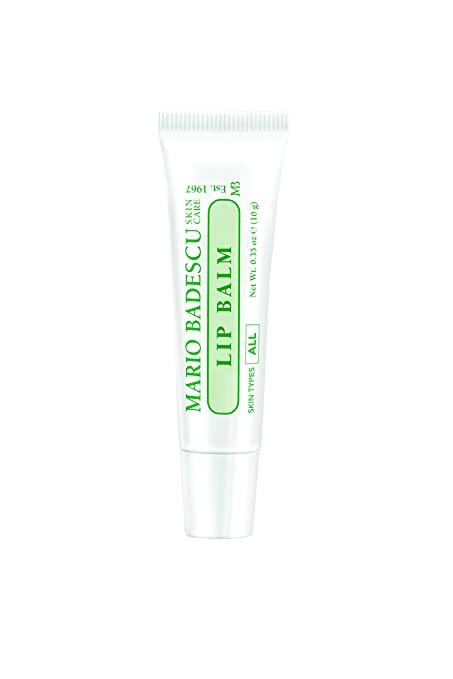 Mario Badescu Lip Balm Tube best lip balms