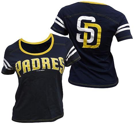 the best attitude 03248 cd267 Amazon.com : 5th & Ocean San Diego Padres Women's Baby ...