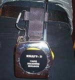 Belt, Tape Measure, Radio, Hunting Holder, Lean Construction Measuring Tool