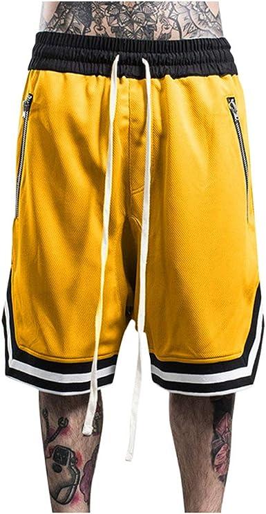 LUNULE Pantalones Cortos Hombre Verano Bermudas Hombre Pantalon de ...