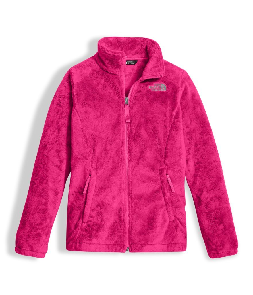 The North Face Girl's Osolita Jacket - Petticoat Pink - S (Past Season) by The North Face