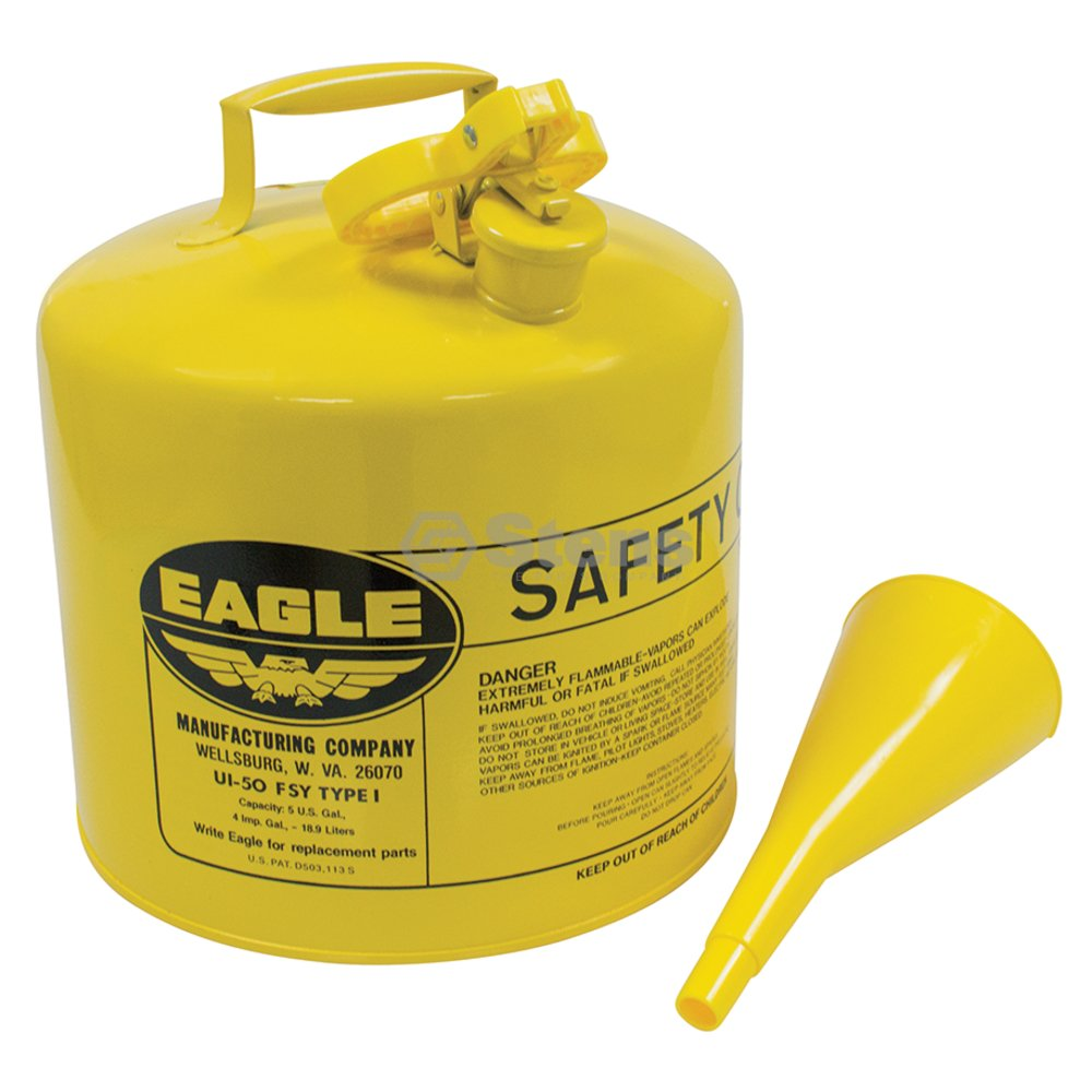 Stens 765-200 Metal Safety Diesel Can