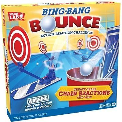 SmartLab Toys Bing Bang Bounce: Toys & Games