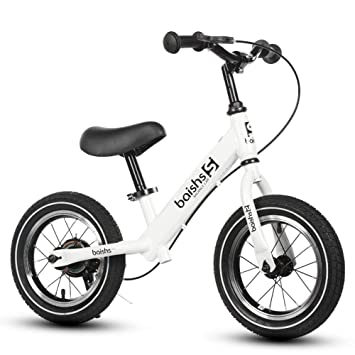 WMZX Niño Bicicleta,12 Pulgadas Dos Rondas Bicicleta,2-6 Años sin ...