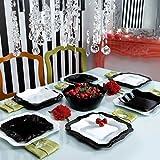 Luminarc Stylish French 24pc Dinnerware Set