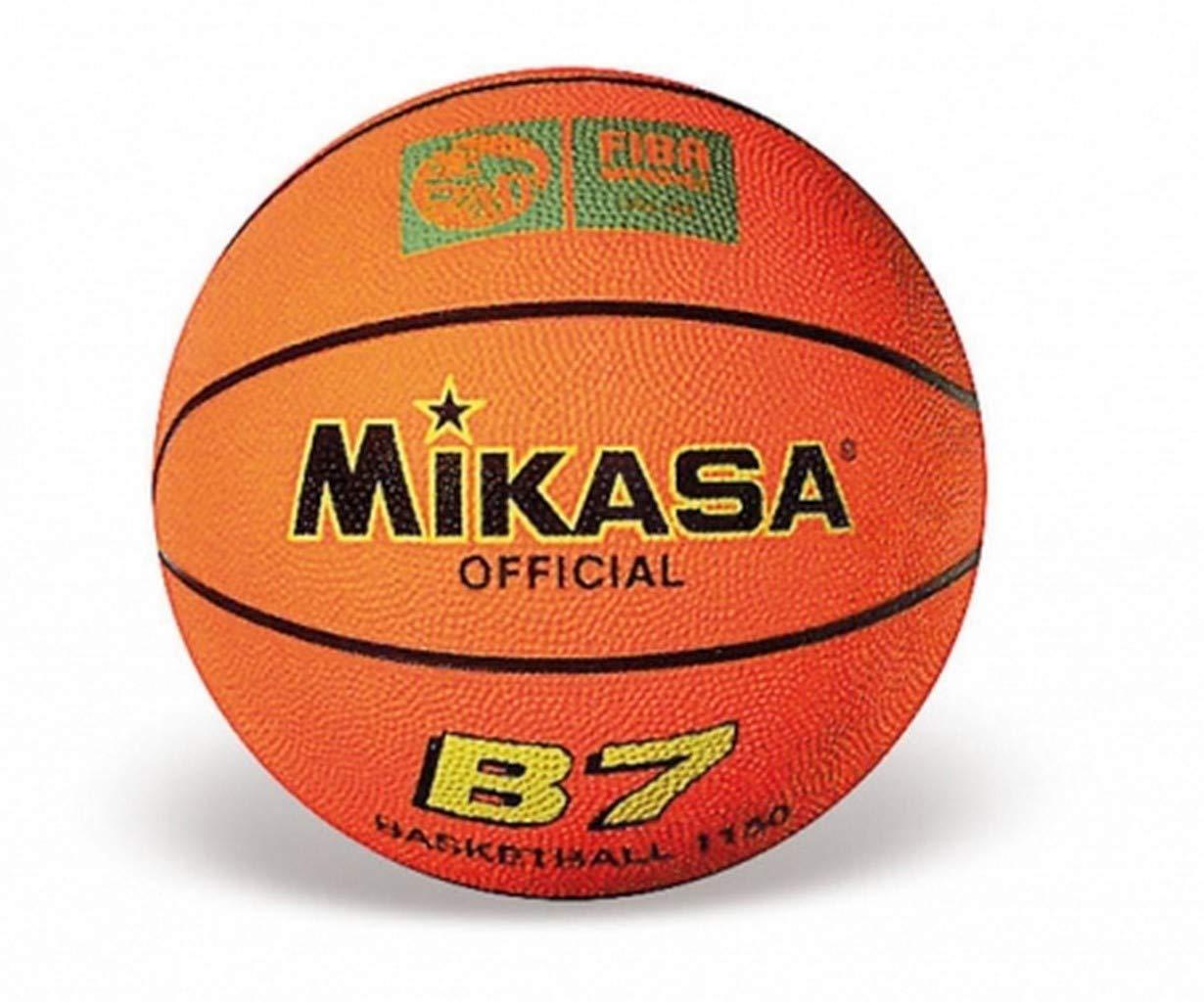MIKASA B7 - Balón de Goma, Color Naranja, tamaño 7: Amazon.es ...