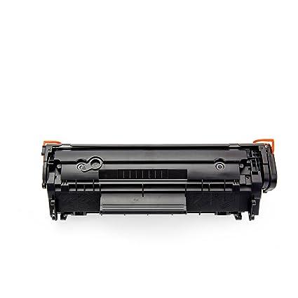 Cartucho de tóner compatible Q2612 A 12 A Canon FX-10 FX-9 303 703 ...