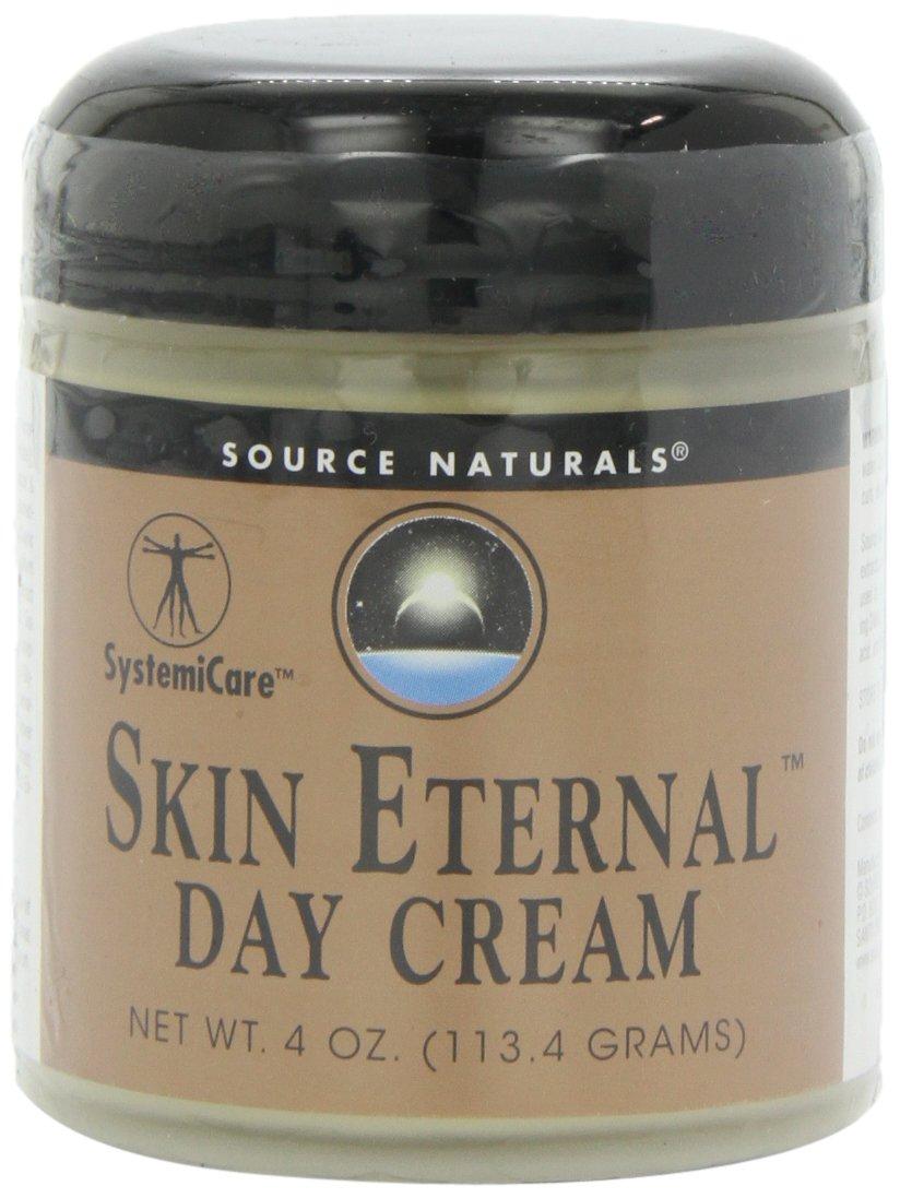 Source Naturals Skin Eternal Day Cream, 4 Ounce