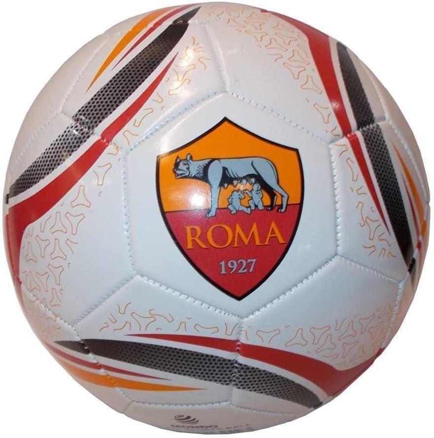 Mondo – Roma A.S. Balón de cuero de fútbol, tamaño 5 producto ...