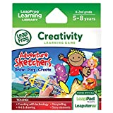 LeapFrog Learning Game: Adventure Sketchers, Draw, Play, Create