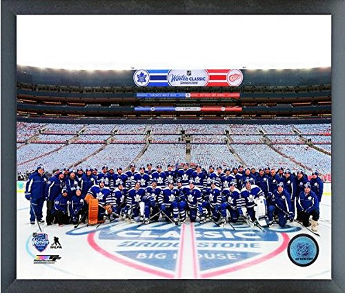 Toronto Maple Leafs NHL Team Photo (Size: 12