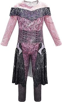 Moneycome Descendientes 3 Disfraz de Halloween Audrey Mal 3D ...