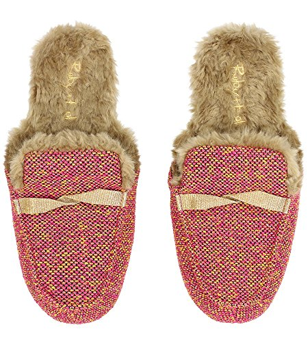 Ruby & Ed Damen Natural Sheepy Boot Sneaker Rot