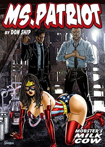 Erotic peril comic confirm