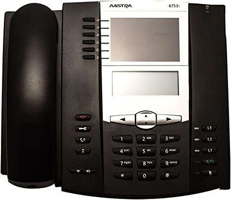 Aastra 6731i IP Phone Power Supply Not Included Renewed