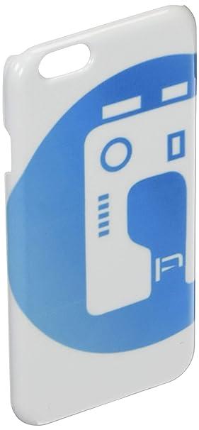 Etiqueta redonda maquina de coser cell phone cover case iPhone6