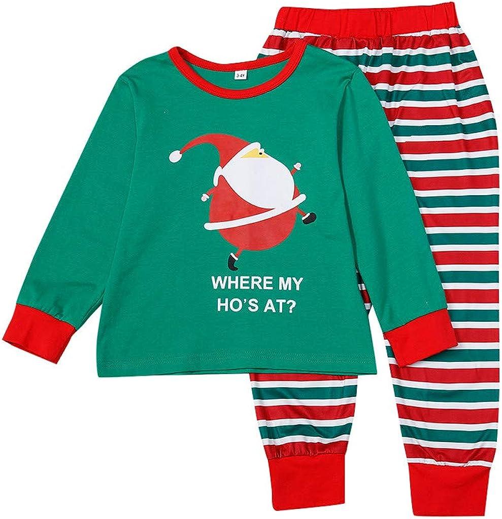 Trisee Pijama de Familia Navidad para Hombre Mujer Niños ...