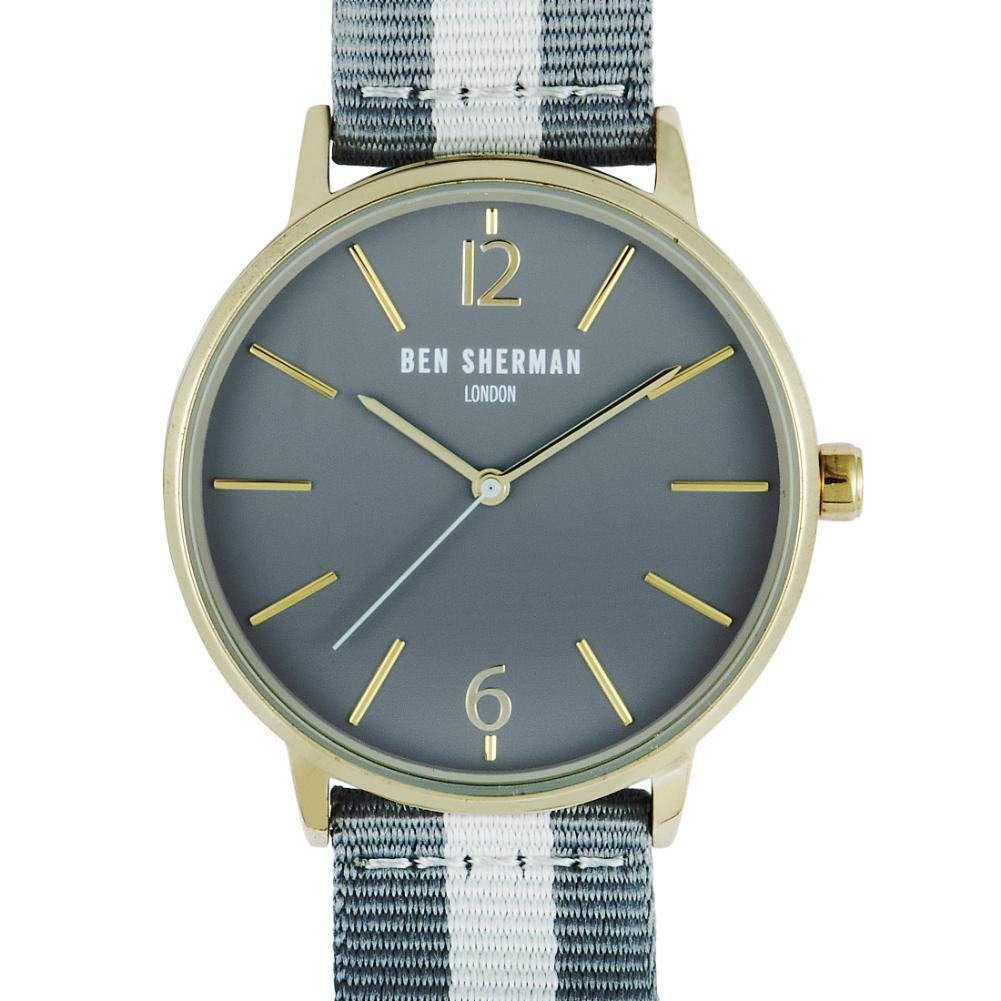 Ben Sherman Portobello Quartz Male Watch WB044EGA (Certified Pre-Owned)